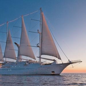 Cruise the Caribbean on a Windstar Yacht